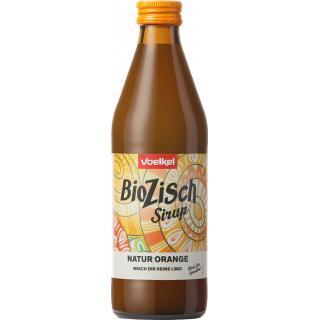 Bio Zisch Sirup Natur Orange 0,33l