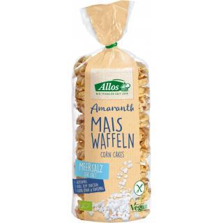 Amaranth-Maiswaffeln m.Salz 100g ALO