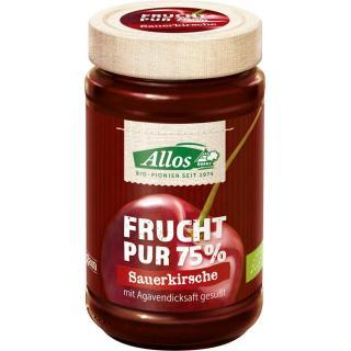 Frucht Pur Sauerkirsch 250g ALO