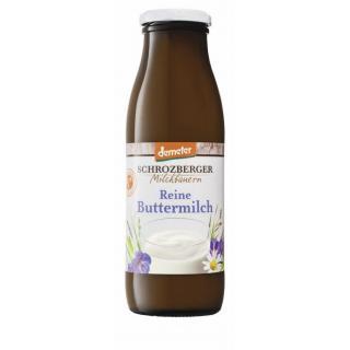 Buttermilch 500g Flasche SGB