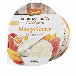 150g DEM Jog. Mango-Guave SBG