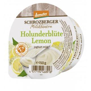 150g DEM Jog. Holunder Lemon SBG