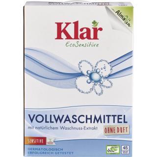 Vollwaschmittel Pulver 2,475kg KLAR