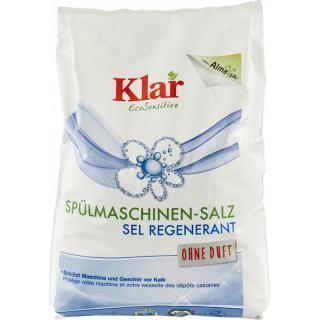 Spülmaschinensalz 2kg KLAR