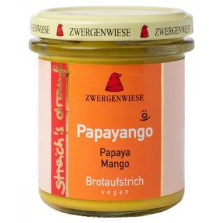 Papayango, Papaya-Mango-Brotaufstrich 160g