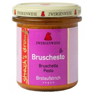 Bruschesto, Bruschetta-Pesto 160g ZWE