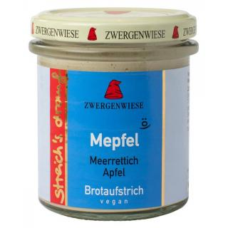 Mepfel, Meerr.-Apfel-Brotaufstrich 160g