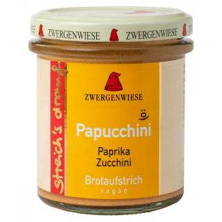 Papucchini, Paprika-Zucchini-Aufstrich 160g