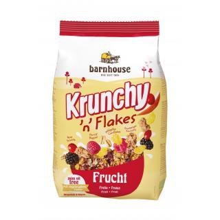 Krunchy & Flakes Frucht 375g BHO