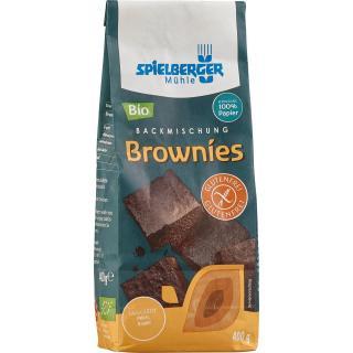 Backmischung Brownies glutenfrei & vegan 400g