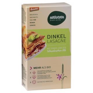 Dinkel-Lasagne semola 250g NAT