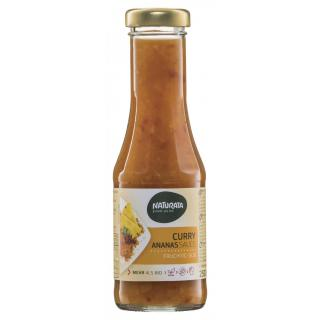 Curry-Ananas Grillsauce 250ml NAT