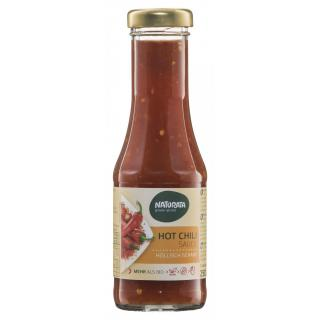 Hot Chili Sauce 250ml NAT
