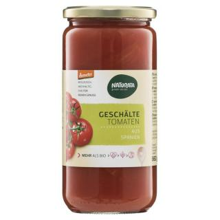 Geschälte Tomaten  660g NAT