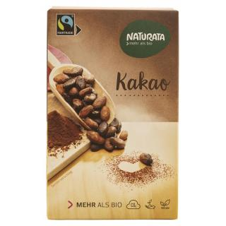 Kakao, schwach entölt 125g NAT