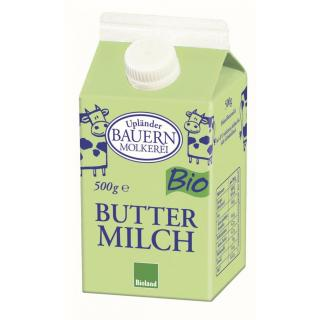 Buttermilch 500ml UPL