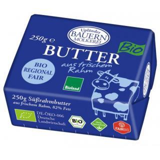 Butter 250g Süßrahm UPL