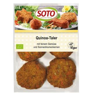 Quinoa-Taler (vegan) 195g