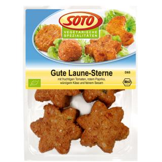 Gute-Laune-Sterne 8 St. 250g SOF