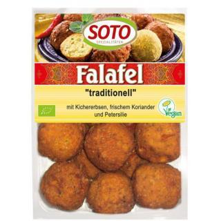 Bällis Falafel vegan 9 St. 220g SOF