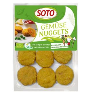 Gemüse-Nuggets 12x12,5g SOT
