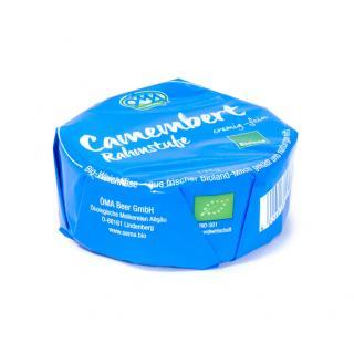 ÖMA Camembert 125g 50%