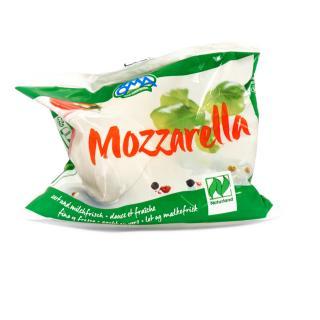 Mozzarella 45% 100g ÖMA