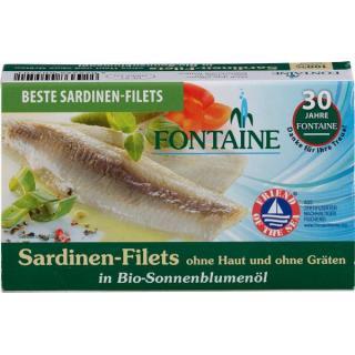 Sardinen 120g FON