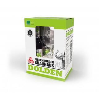 Riedenburger Dolden 4er Tasting Box mit Glas