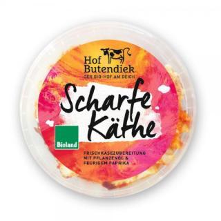 Scharfe Käthe, Frischkäse 150g 48%