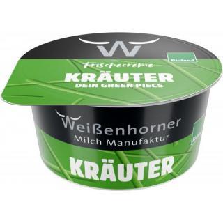 Frischcreme Kräuter 150g MWH