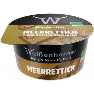Frischcreme Meerrettich 150g WMH