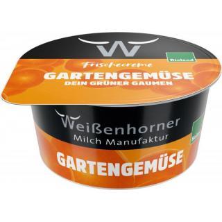 Frischcreme Gartengemüse 150g MWH