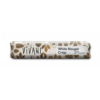 White Nougat Crisp Schokoriegel 35g VNI
