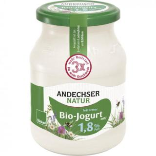 Jog. Natur fettarm 1,8% 500g AND