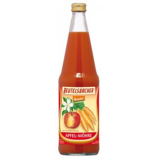 Apfel-Möhren-Saft 0,7l BEU