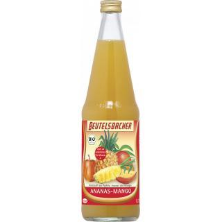 Ananas-Mango Saft 0,7l BEU