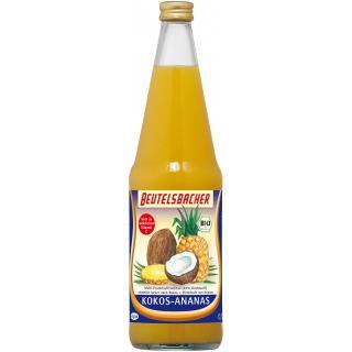 Kokos-Ananas-Saft 0,7l BEU