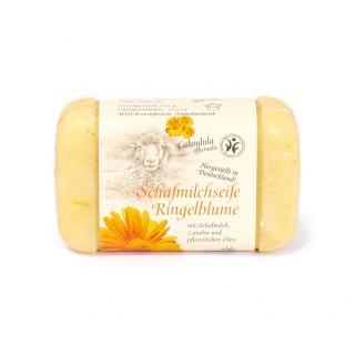 Schafmilchseife Ringelblume 100g SAI