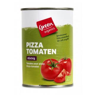 Green Pizzatomaten, stückig 400ml
