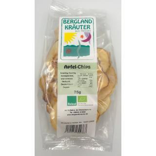 Apfel-Chips 75g BLK