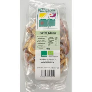 Apfel-Chips Zimt 75g BLK