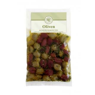Oliven-Mix o.Stein mariniert 175g ILC