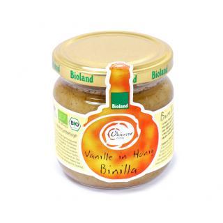 Binilla-Vanille in Honig 250g OHM