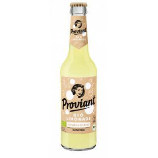 Proviant Ingwer-Zitronenlimonade 0,33l