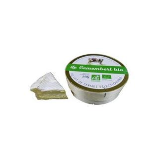 Le Camembert bio 45% ~250g