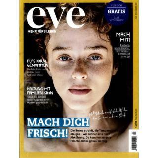 Zeitschrift EVE Juli-August 2020