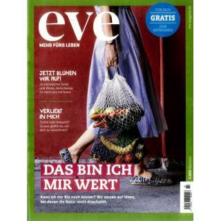Zeitschrift EVE Sept.-Okt. 2020