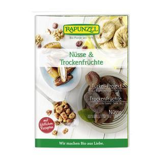 Infoheft - Nüsse & Trockenfrüchte