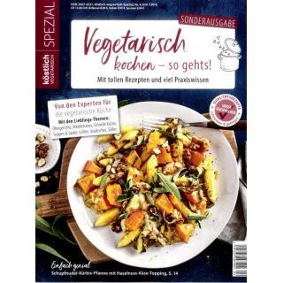Köstlich vegetarisch SPEZIAL - vegetarisch kochen - so gehts!